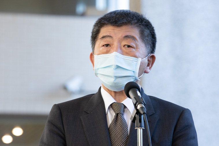 中央流行疫情指揮中心指揮官陳時中昨天鬆口表示,已購得兩千萬劑新冠疫苗。圖/聯合報...
