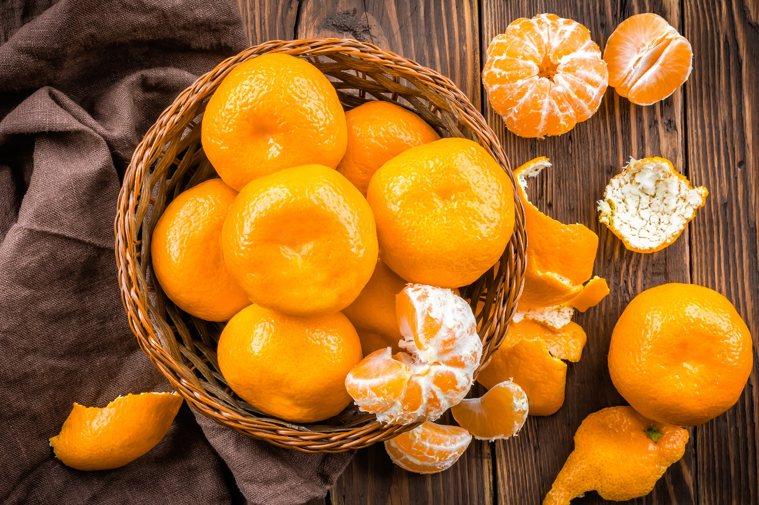橘子。圖/ingimage