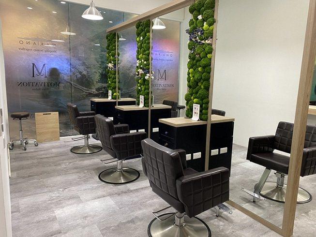 Motivation Hair Salon位於ATT 4 Recharge3樓專...