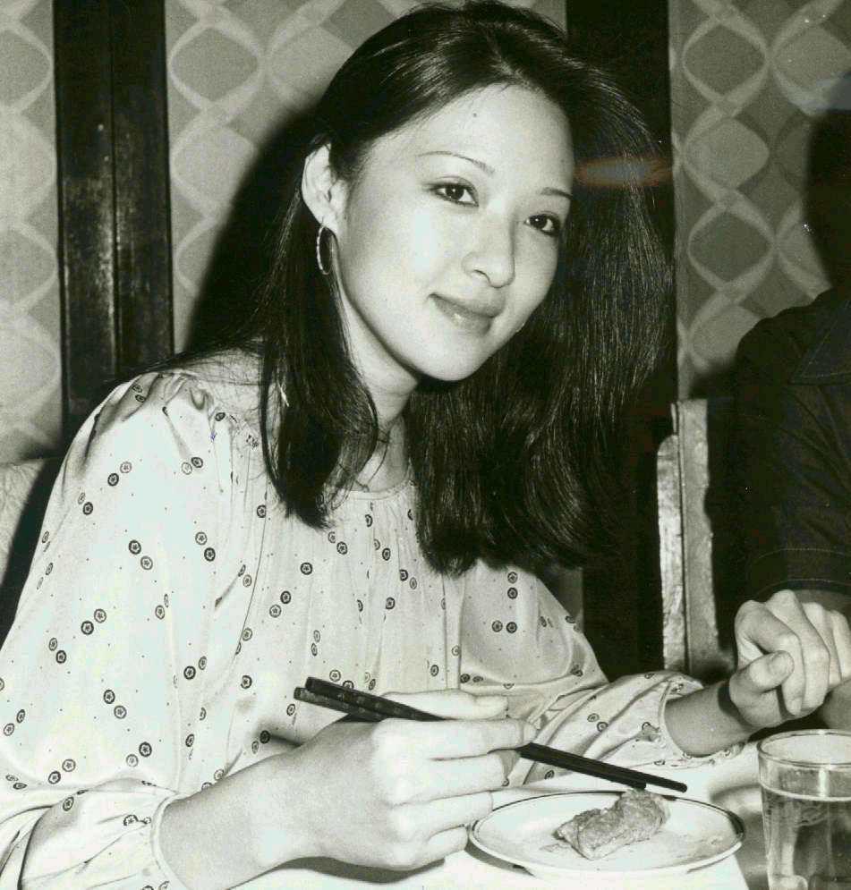 胡因夢是台灣影壇出名的大美人。圖/報系資料照片