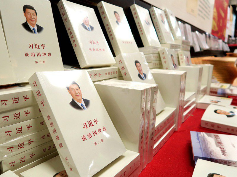近日文化部擬修法,未來台灣出版由陸方授權的書籍,須事先申請,遭質疑有思想審查之虞且有違出版自由。中新社