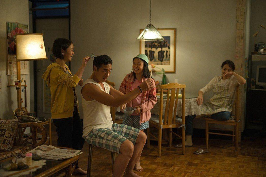 林嘉欣為新片「美國女孩」不畏隔離與莊凱勛首次交鋒扮演夫妻。圖/傳影提供