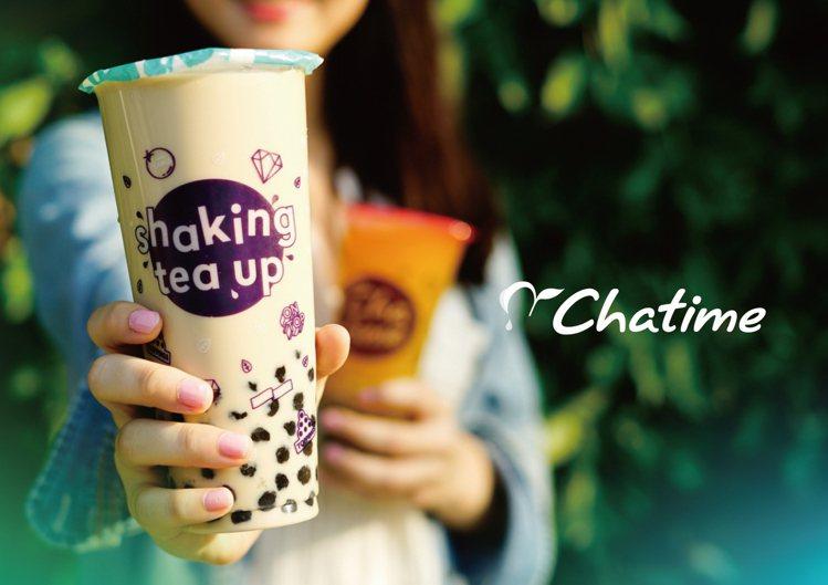 日出茶太將於元旦免費贈出2021杯珍珠奶茶。圖/日出茶太提供