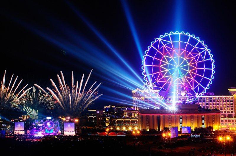 原PO女兒畢旅的景點包含麗寶樂園與義大遊樂世界兩個遊樂園。圖為義大遊樂世界/義大世界提供