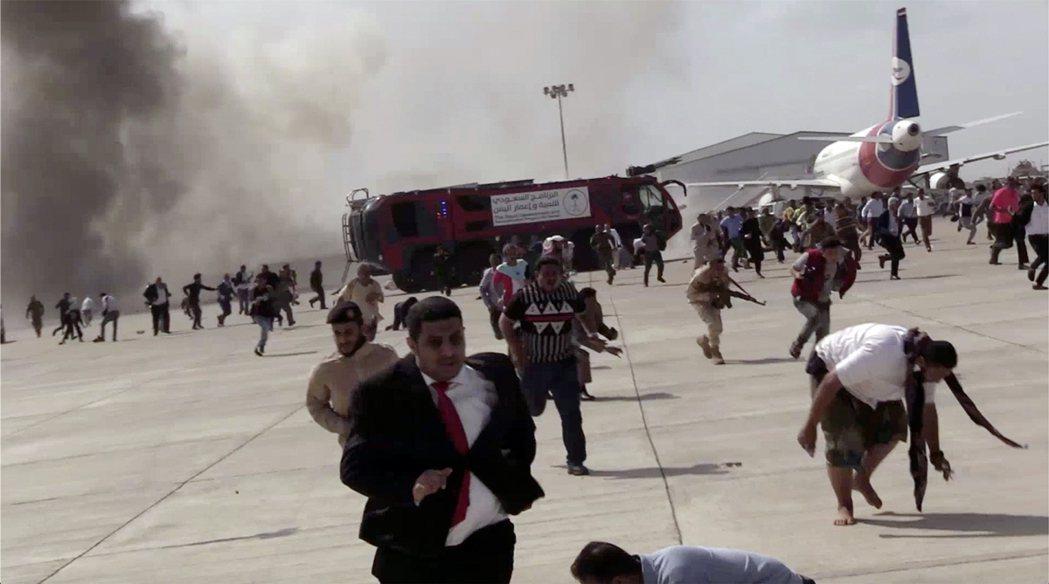30日,內戰無止盡的葉門再度爆發嚴重衝突。原本彼此分裂、但好不容易勉強重組的葉門...