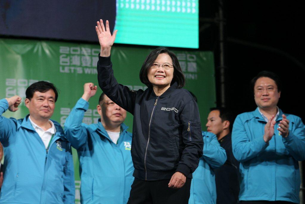 如果台灣2020的大選不是在一月結束,而是和美國一樣在11月,防疫的成果會是怎樣? 圖/聯合報系資料照