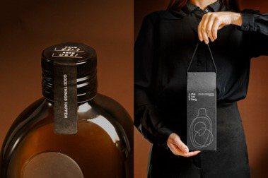 茶籽堂內斂深棕新瓶登場!無氏設計、春池玻璃、華夏玻璃跨界合作,傳遞工藝與永續意念
