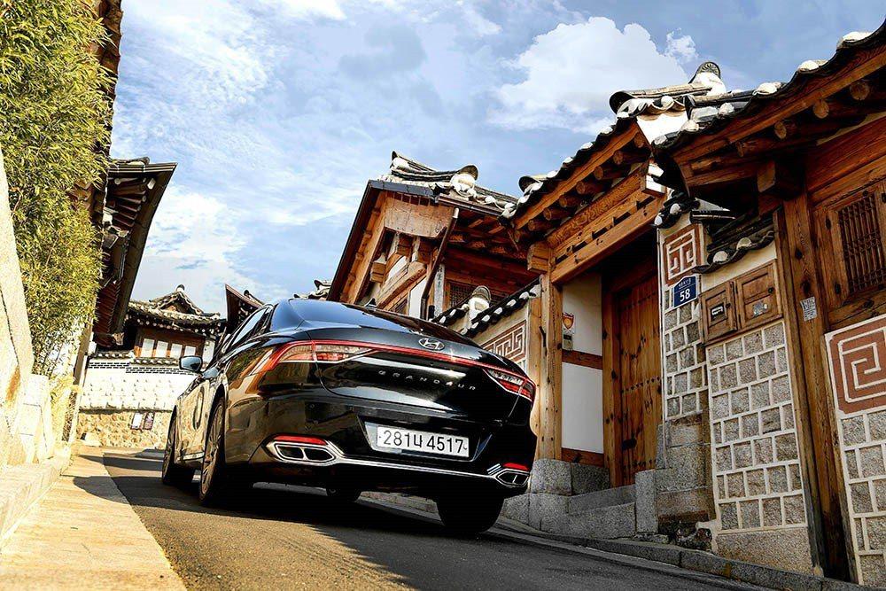 Hyundai Grandeur今年在韓國的銷量有望突破15萬輛,並繼續稱霸韓國...