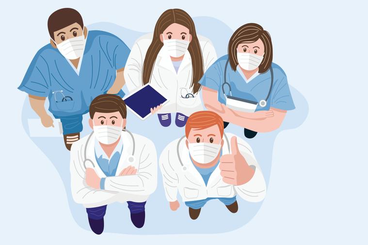 吸引初級醫生到特定專科的原因,往往是某個較資深醫生的熱忱、承諾、知識和專業。 圖...