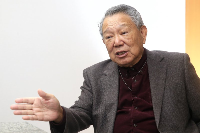 國光生技董事長詹啟賢。記者林伯東/攝影