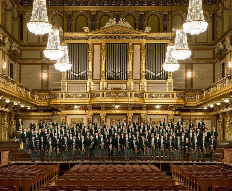 2021維也納新年音樂會將成為史無前例的「無現場觀眾新年音樂會」。圖/張正傑提供