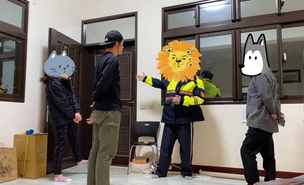 藝人宥勝暫居台中清水,他昨晚在臉書說,清水警方的關切,確實讓他們很意外,到最後,...