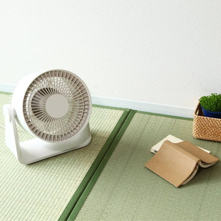 第4名,空氣循環風扇,1,980-2,980元。圖/無印良品提供