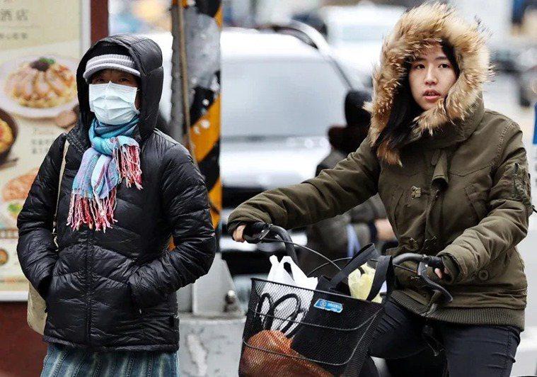 大寒期間是各種病毒最活躍的時節,也是感冒等呼吸道傳染性疾病高發期。圖/聯合報系資...