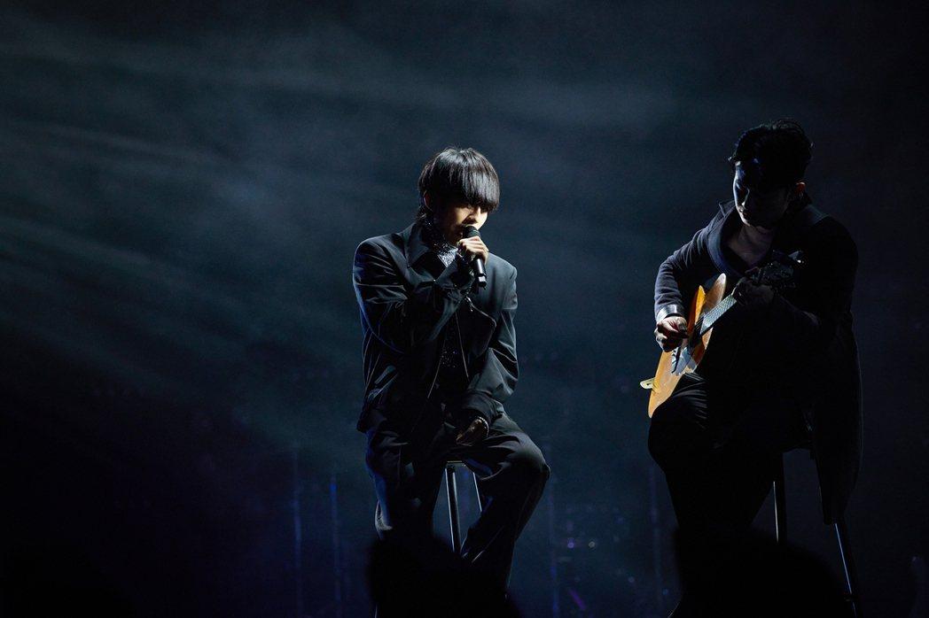 林宥嘉時隔7年在台唱跨年,歌單融入巧思。圖/華研國際提供