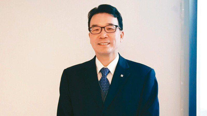 陽明總經理杜書勤。 記者黃淑惠/攝影