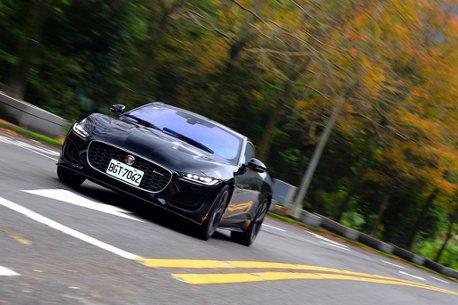 挑戰經典韻味、不失科技質感!小改款Jaguar F-Type Coupe衝擊試駕