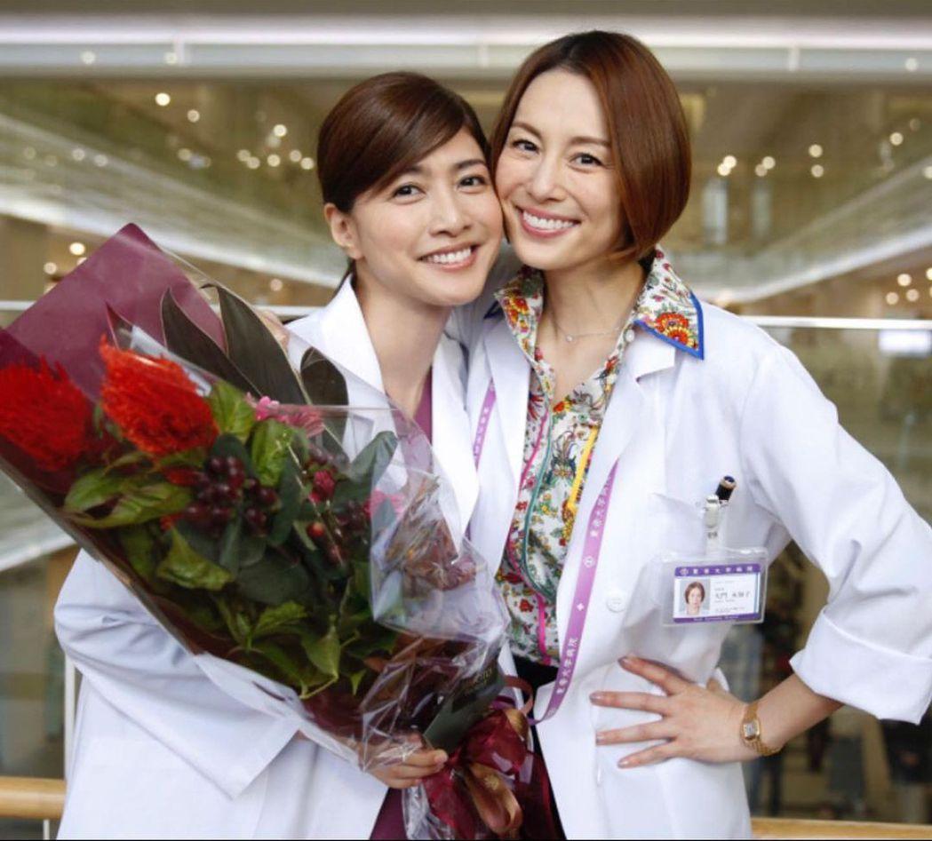 《派遣女醫》中內田有紀飾演的麻醉科醫師「城之内博美」就是大門(米倉涼子)最好的夥...