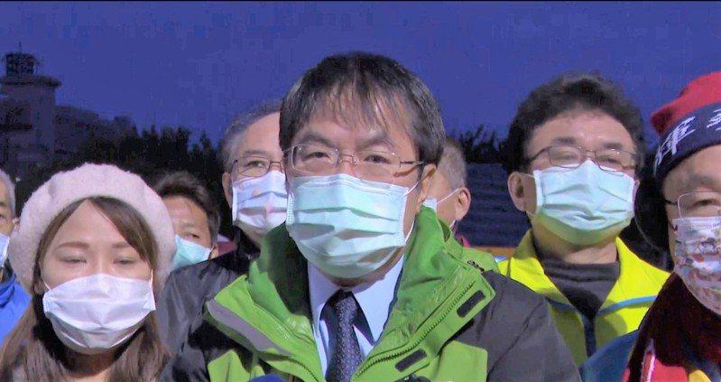 台南市長黃偉哲痛批居家檢疫趴趴走行為,令人深惡痛絕。記者吳淑玲/翻攝