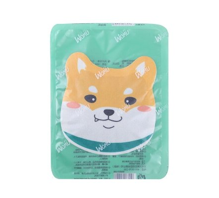 動物造型暖暖包。圖/松果購物提供