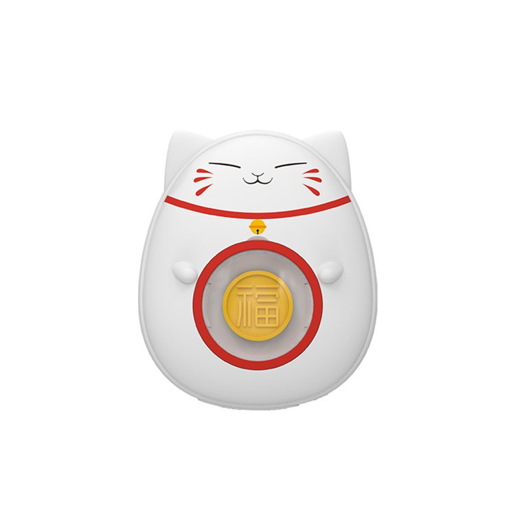 COLIMIDA招財貓暖手寶。圖/momo購物網提供