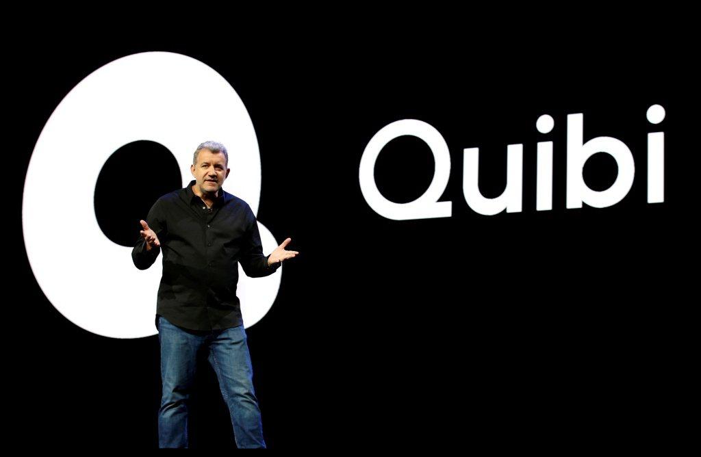 主打短影音的串流平台Quibi,推出不到一年就玩完。圖/路透資料照片