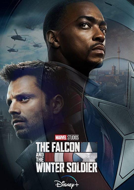 「獵鷹與酷寒戰士」是Disney+將在2021年推出的自製新戲。圖/摘自imdb