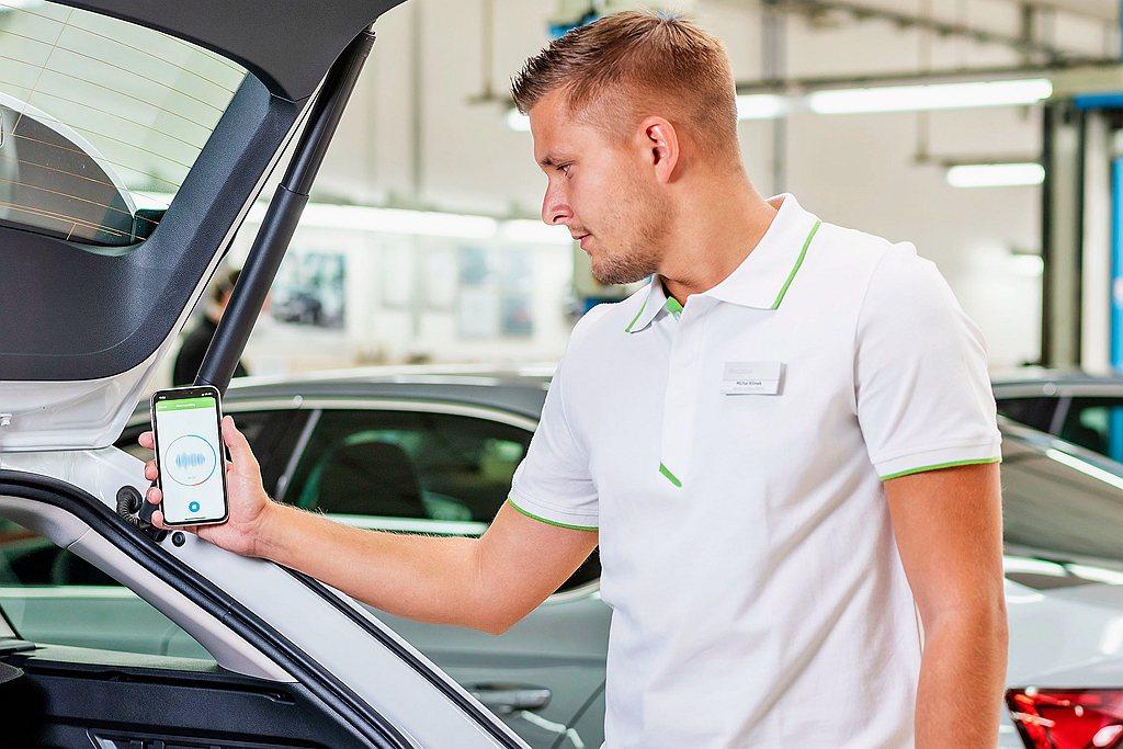 未來「修車」也能使用App的分析直接抓到故障要點,來減少車輛繼續行駛進而損壞的風...