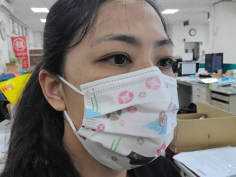 南投縣竹山鎮公所推出牛年特色口罩,將於年底燈會試點燈、開幕、以及閉幕時分送給民眾。圖/聯合報系資料照片