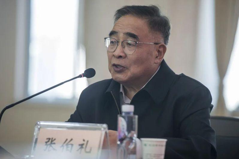 中國工程院院士張伯禮。圖/取自視覺中國