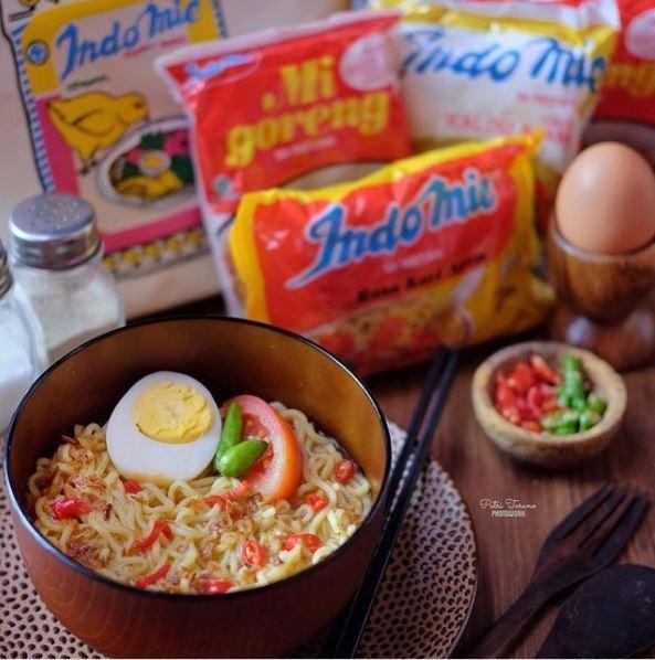 印尼泡麵在台灣一包只賣8塊錢,因此有網友疑惑,扣除成本後到底還能賺什麼?圖擷自「indomie」Instagram