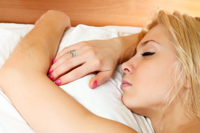 女子分享鬼壓床的恐怖經歷。示意圖/ingimage