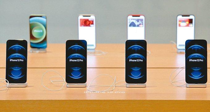 京東方打進iPhone 12 OLED供應鏈,台廠可望受惠。(本報系資料庫)