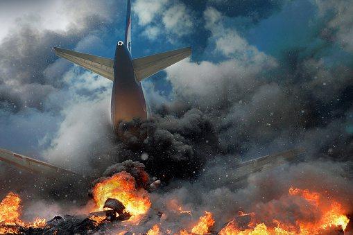 去年航班量雖因疫情減少42%,空難罹難人數卻增加至299人。(photo from pixabay)