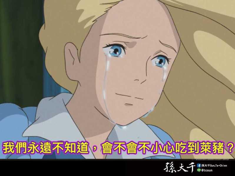 前立委孫大千說,可憐的台灣人民在食用豬肉食品時,永遠都要擔心受怕會不會不小心吃到萊豬。圖/取自孫大千臉書