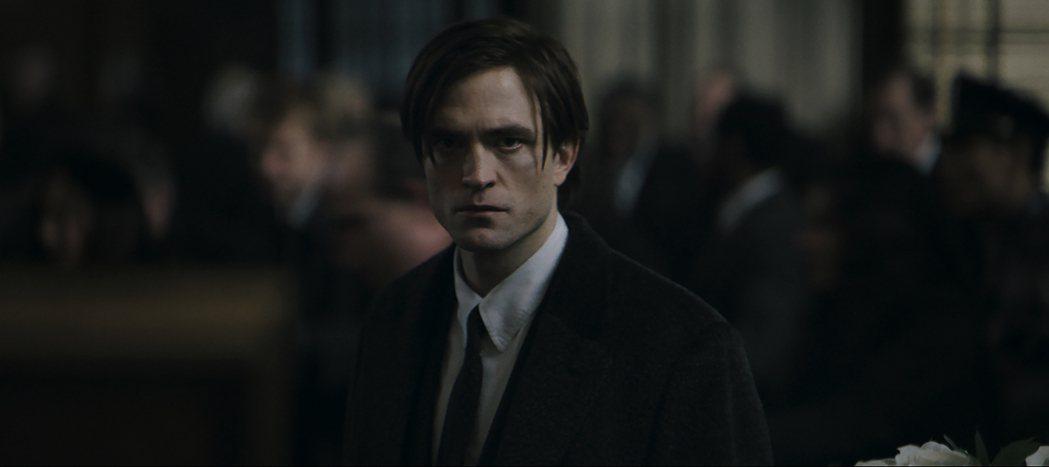 新「蝙蝠俠」影片由羅伯派汀森挑大樑。圖/摘自imdb