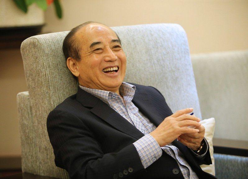 立法院前院長王金平。本報資料照片