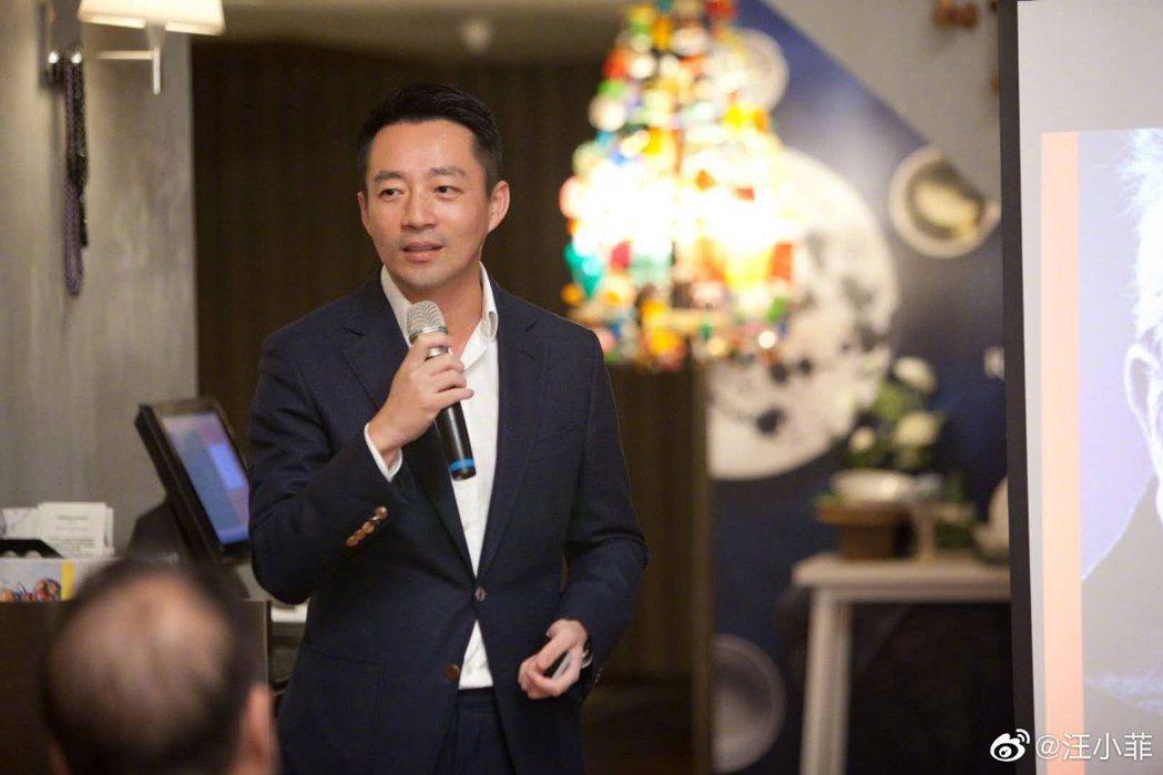 汪小菲這半年來在北京忙著籌備推出新餐飲品牌。 圖/擷自汪小菲微博