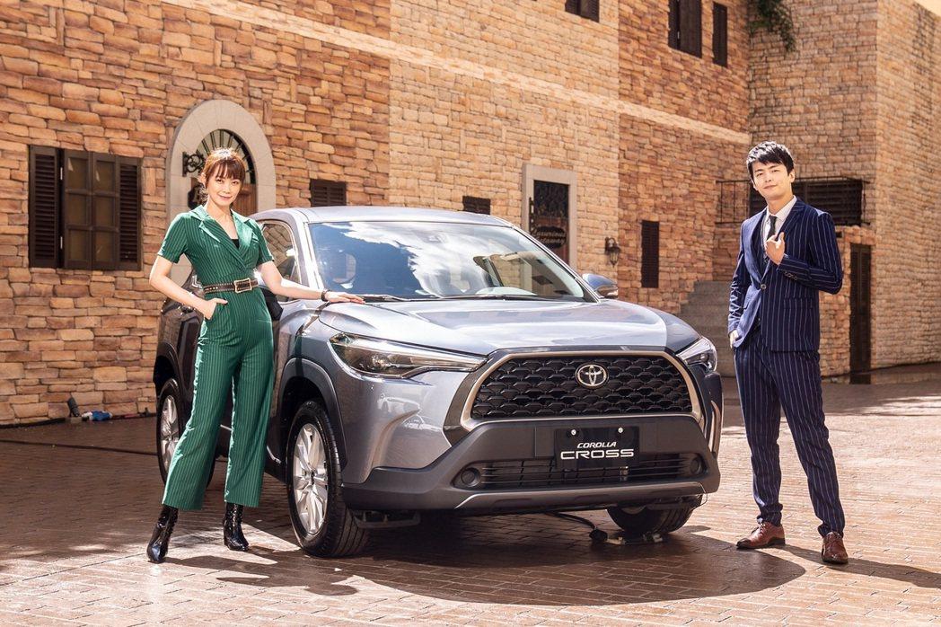 TOYOTA Corolla Cross將成為2021最賣車款。 圖/和泰汽車提...