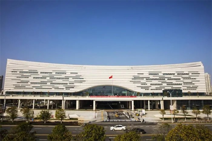 江西省圖書館新館。圖擷自建築暢言網