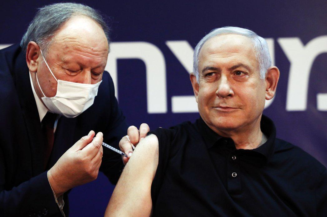 「是因為總理我本人徹夜打電話和輝瑞總裁疏通,才順利幫以色列爭取到『插號供應』的機...