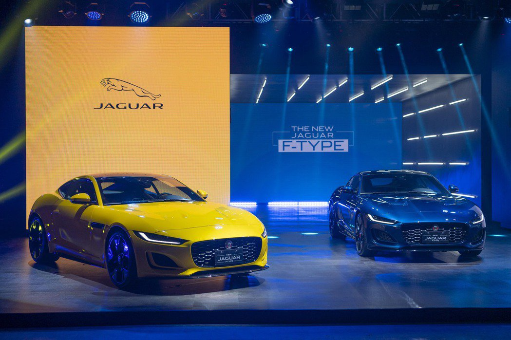 New Jaguar F-TYPE。 圖/Jaguar提供