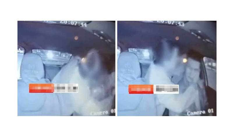 四川一名長相俊俏的30歲男的士司機,跨年夜突遭後座女性乘客強吻。 圖/香港01