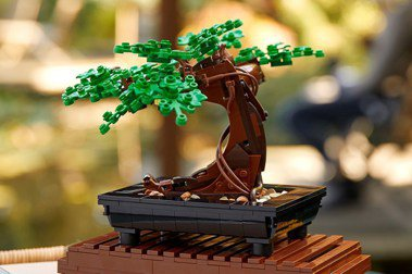 為居家打造永不凋謝的花景與樹景:樂高Lego植物系列讓創意無限延伸
