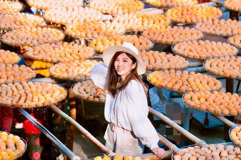 ▲新竹景點推薦-味衛佳柿餅觀光工廠。(圖/andreaanchu, Instagram)