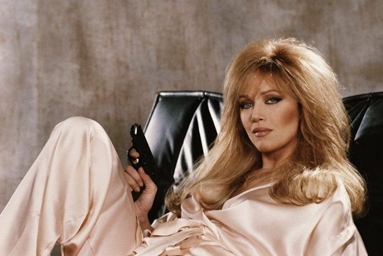 妲雅羅勃茲在「雷霆殺機」演出受到批評,被稱為「史上最差龐德女郎」之一。圖/摘自i