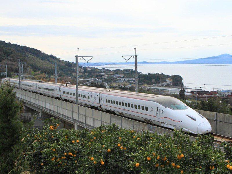 日本新幹線兼營載貨,追求新的收益來源。圖/JR九州提供