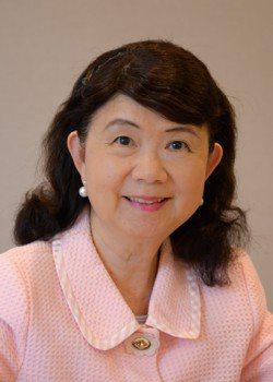 智擎生技創辦人及台灣生物產業發展協會副理事長葉常菁。葉常菁/提供