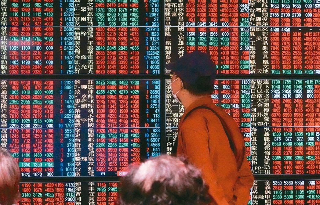 法人看多台股,建議布局中小型台股基金,掌握投資機會。(本報系資料庫)