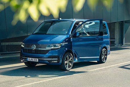 福斯商旅T6.1車系贏得Euro NCAP商用車安全評價金獎肯定